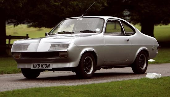 Image of Vauxhall Firenza Droop Snoot