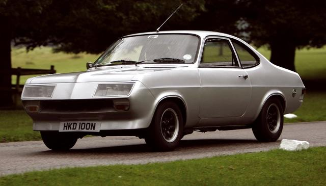 Image of Vauxhall Firenza Droop Snoot