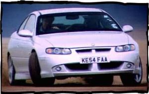 Photo of Vauxhall Monaro