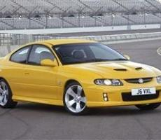 Picture of Vauxhall Monaro