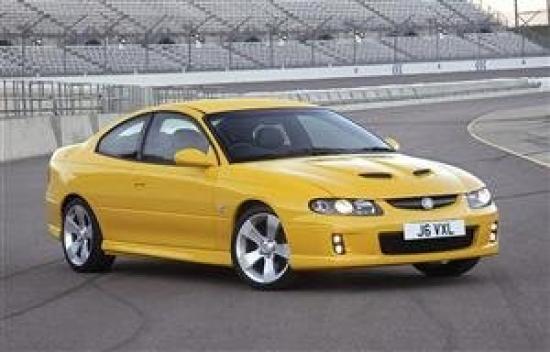 Image of Vauxhall Monaro
