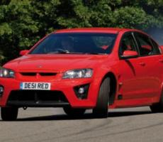 Picture of Vauxhall VXR8 6.2