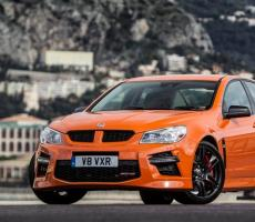 Picture of Vauxhall VXR8 GTS