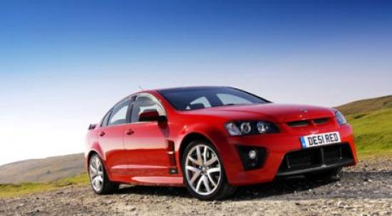 Image of Vauxhall VXR8 Supercharged