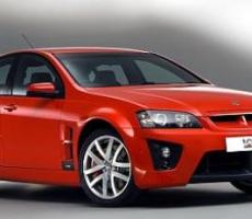 Picture of Vauxhall VXR8
