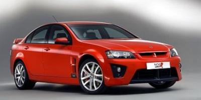 Image of Vauxhall VXR8