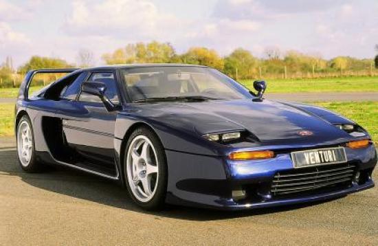 Image of Venturi 400 GT