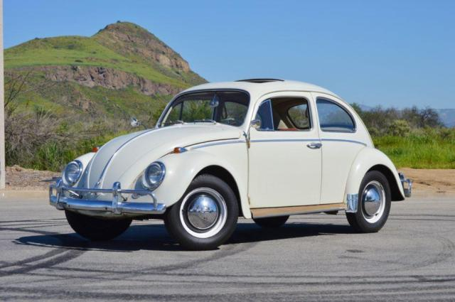 Image of VW Beetle 1200