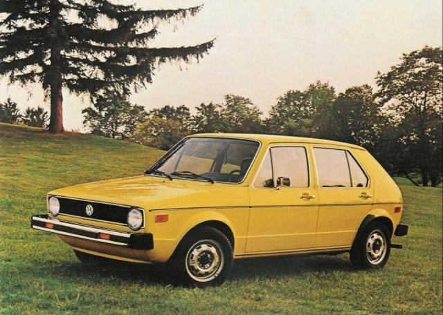 Image of VW Golf 1.1 L
