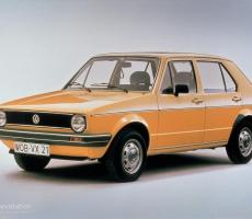 Picture of Volkswagen Golf GL