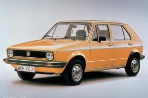 Picture of VW Golf GL