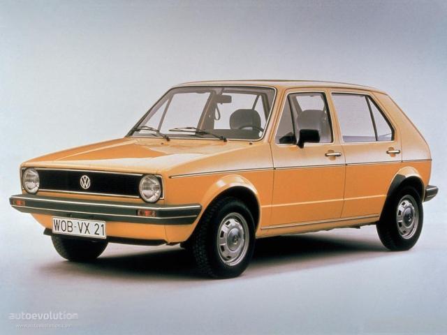 Image of VW Golf GL