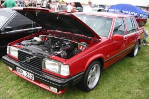 Picture of Volvo 740 Turbo