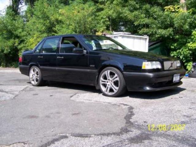 Image of Volvo 850 R