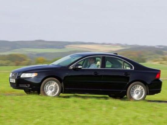 Image of Volvo S 80 D5