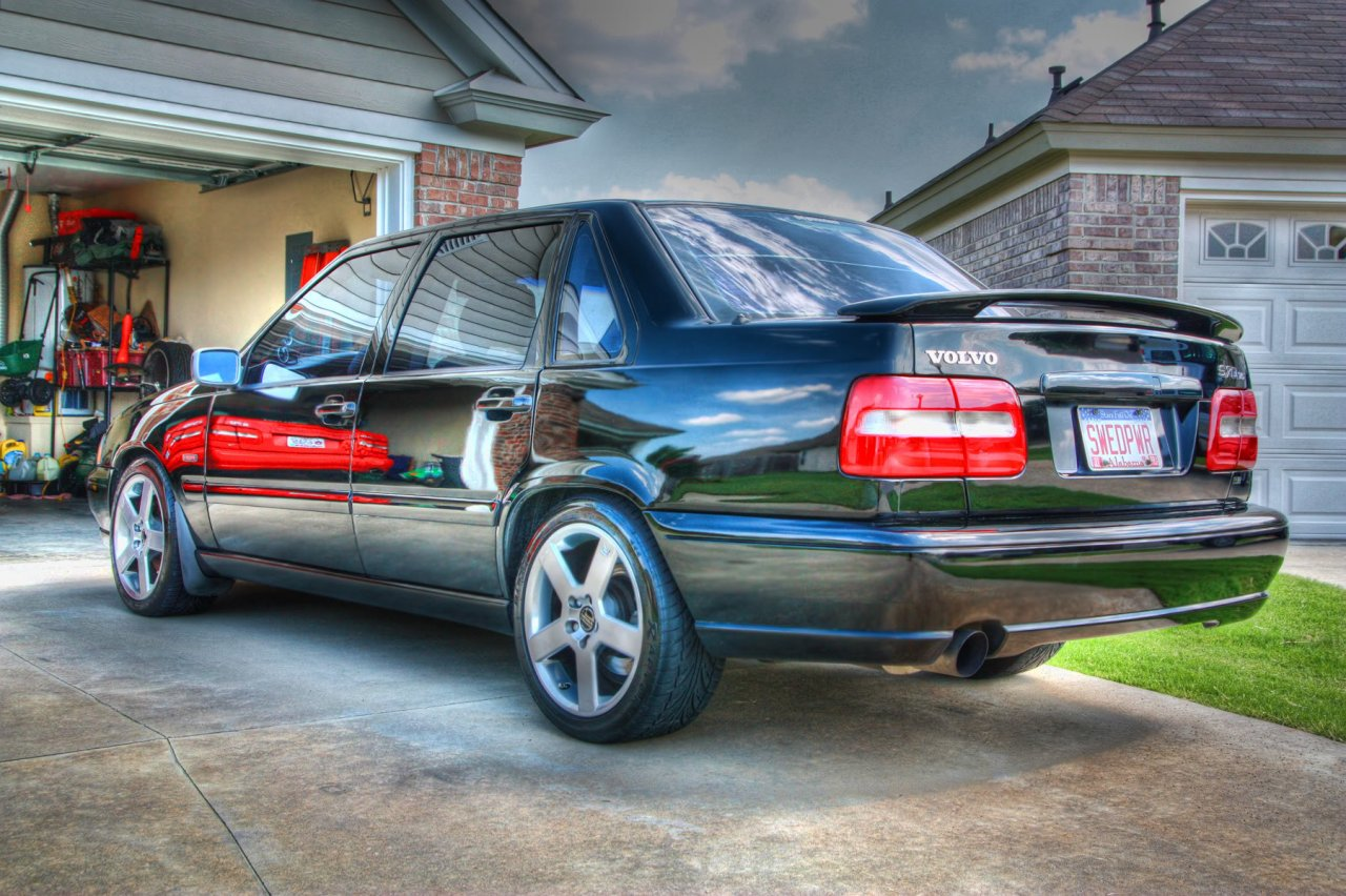 Volvo S70 T5 laptimes, specs, performance data - FastestLaps com