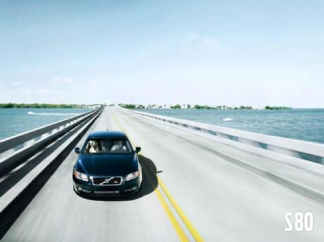 Volvo S80 3 2 Laptimes Specs Performance Data