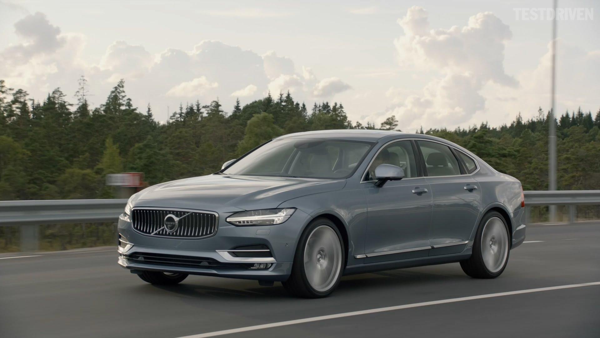 Image Of Volvo S90