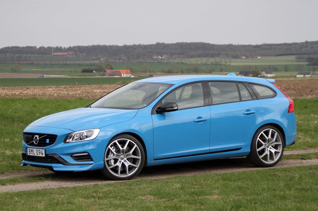 Volvo V60 Polestar Laptimes Specs Performance Data Fastestlaps Com