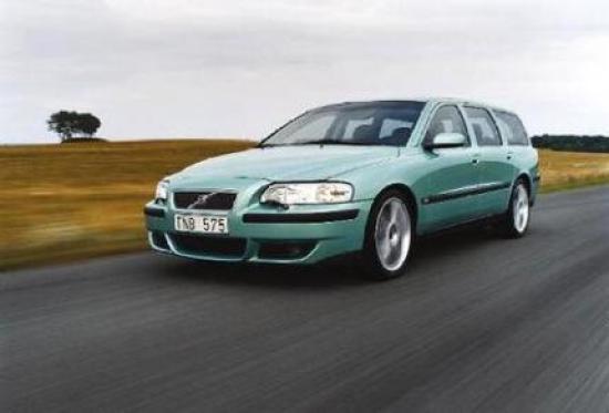 Image of Volvo V70 R