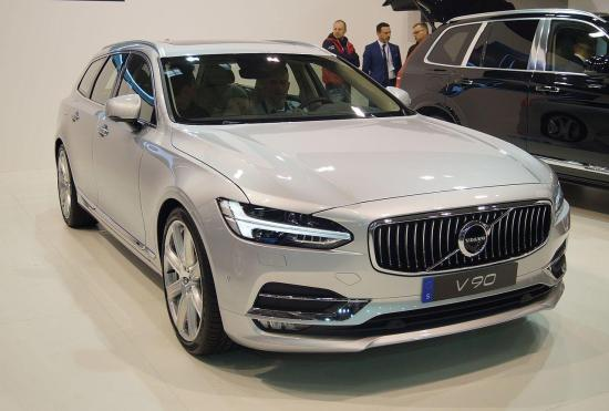 Image of Volvo V90 T6 AWD