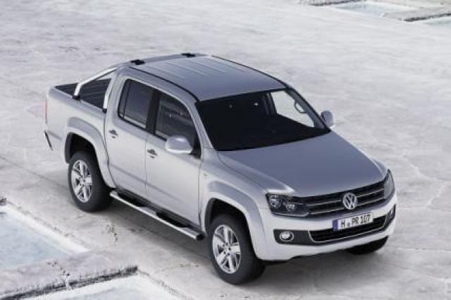 Image of VW Amarok