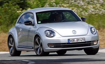 Image of VW Beetle 2.0 TSI