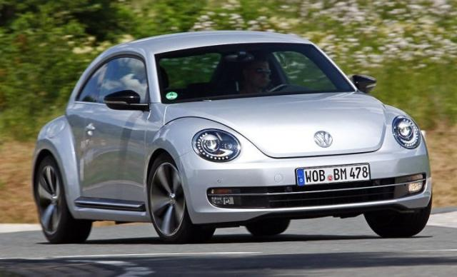 Image of VW Beetle 2.0 TSI