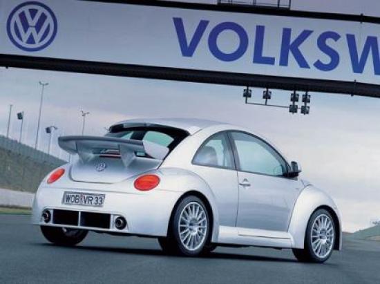 Image of VW Beetle RSi