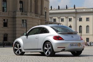 Photo of VW Beetle Turbo MK2