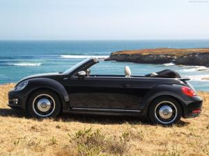 Photo of VW Beetle Turbo Convertible
