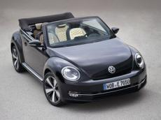 VW Beetle Turbo Convertible