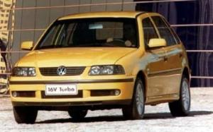 Photo of VW Gol 16V Turbo