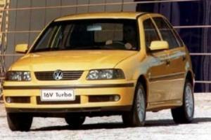 Picture of VW Gol 16V Turbo