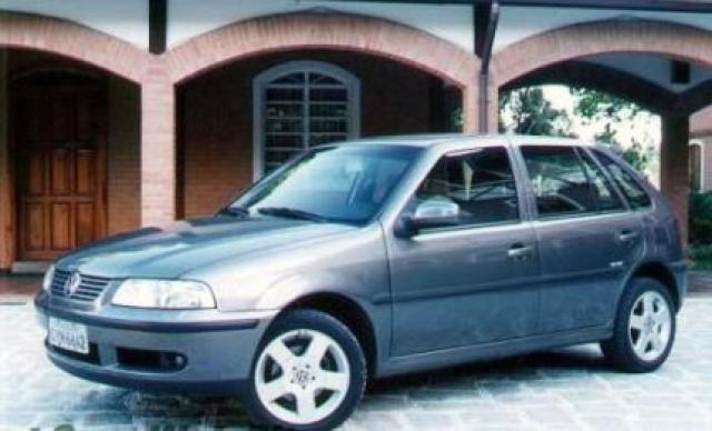Image of VW Gol GTI 16V