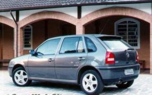 Photo of VW Gol GTI 16V
