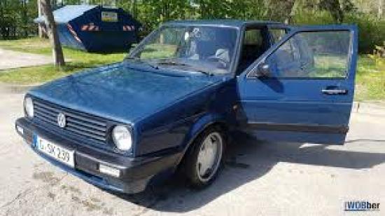 Image of VW Golf 1.3
