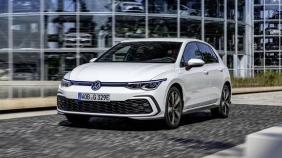 Image of VW Golf 1.5 eTSI