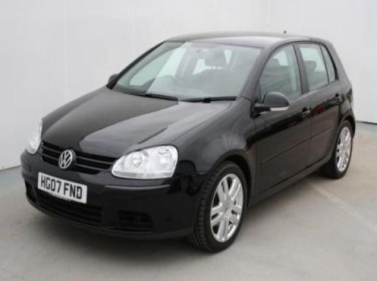 Image of VW Golf 2.0 TDI 4MOTION