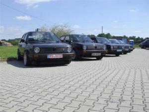 Photo of VW Golf G60 Limited Mk II