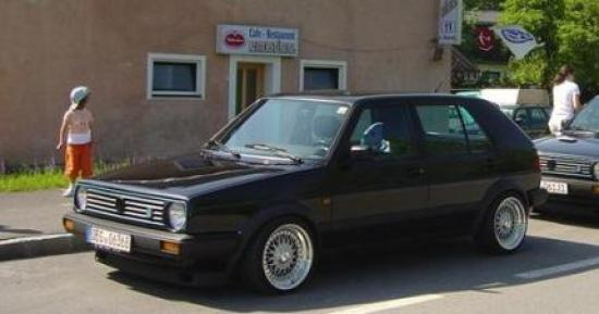 Image of VW Golf G60 Limited