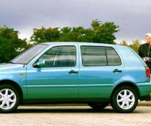 Picture of VW Golf GT (Mk III)