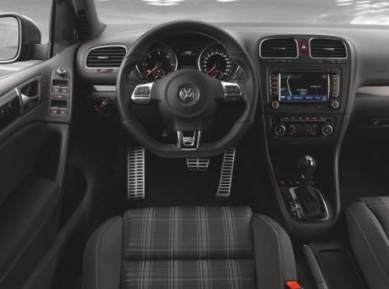 Image of VW Golf GTD