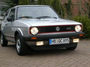 Photo of VW Golf GTI  1.6 Mk I