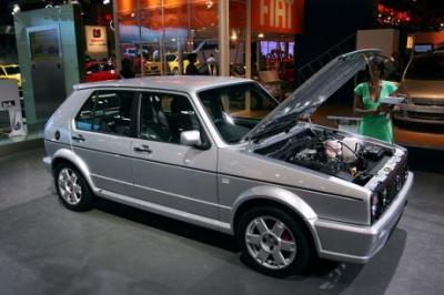 Image of VW Golf GTI 1.8