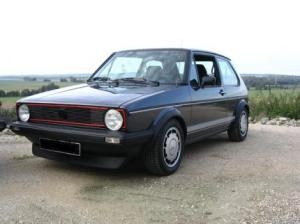 Photo of VW Golf GTI 1.8 Mk I