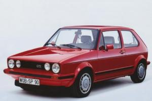 Picture of VW Golf GTI 1.8 (Mk I)