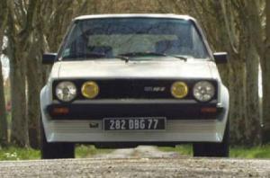 Photo of VW Golf GTI 16S Mk I