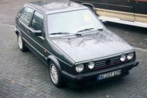 Picture of VW Golf GTI 16V (Mk II 139 PS)