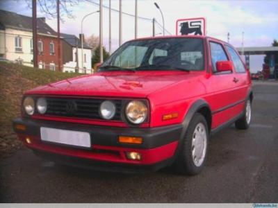 Image of VW Golf GTI 8V